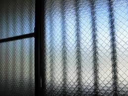 網入りガラスが使用される場所