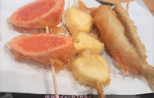 桜新町「串天ごち」びっくり絶品ランチレビュー
